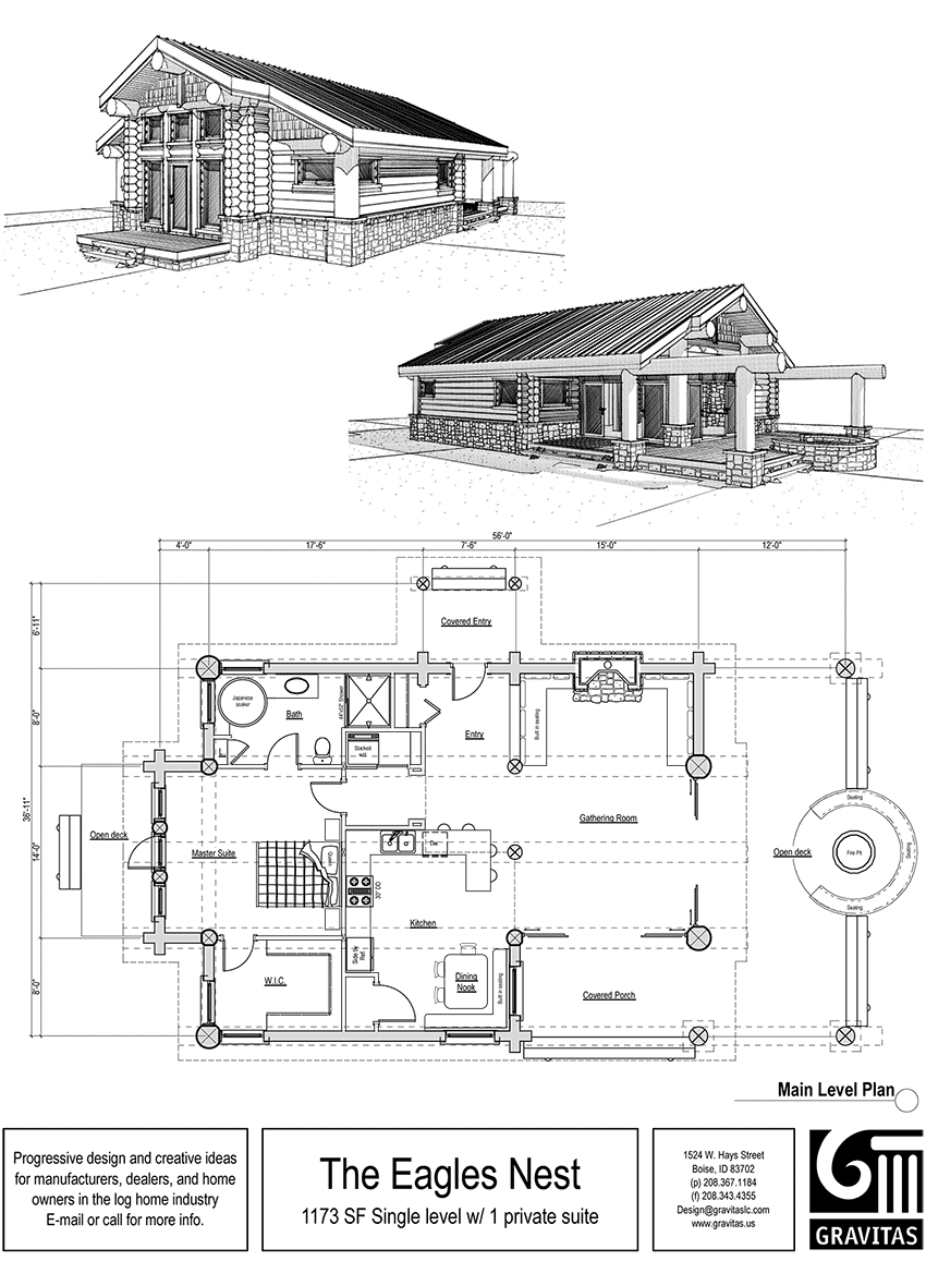 House Plans With Porches Future Mountain Cabin Pinterest House