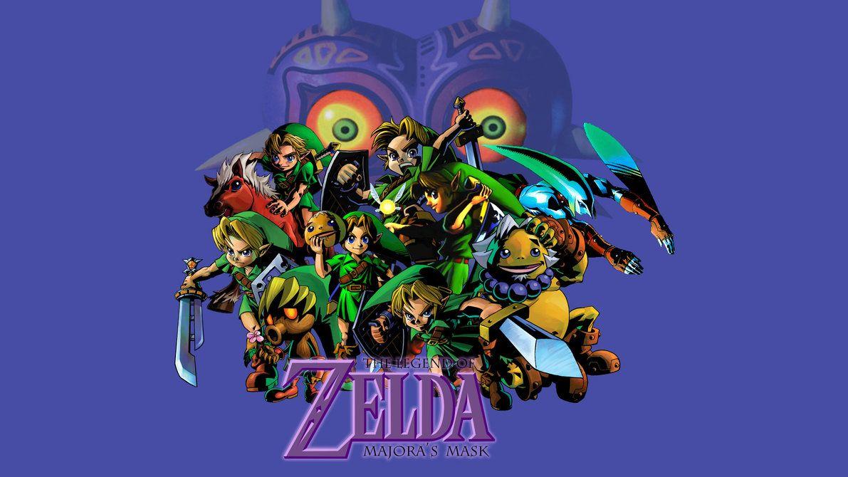 Zelda Majora's Mask - Google Search