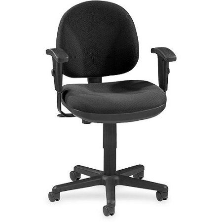 Lorell Millenia Pneumatic Adjustable Task Chair, Black Products