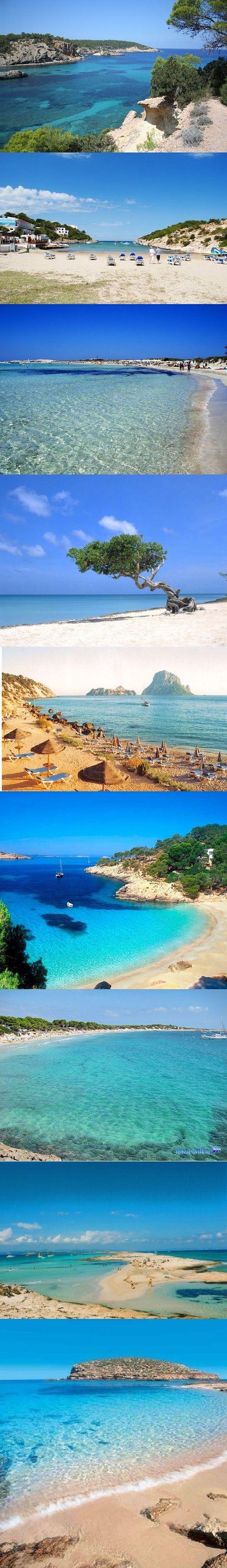 Ibiza Beaches Spain Ibiza Beach Ibiza Formentera Places To Visit
