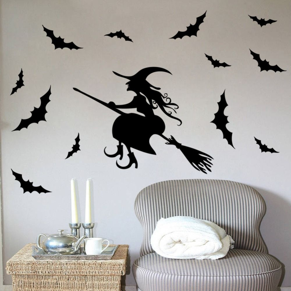 Imagen relacionada hallowin y navidad Pinterest Events and - Witch Decorations For Halloween