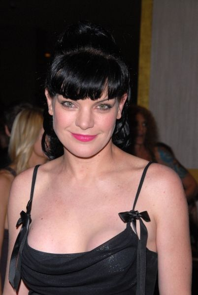 Strong straps, Abby | Pauley perrette, Celebrities, Pauley