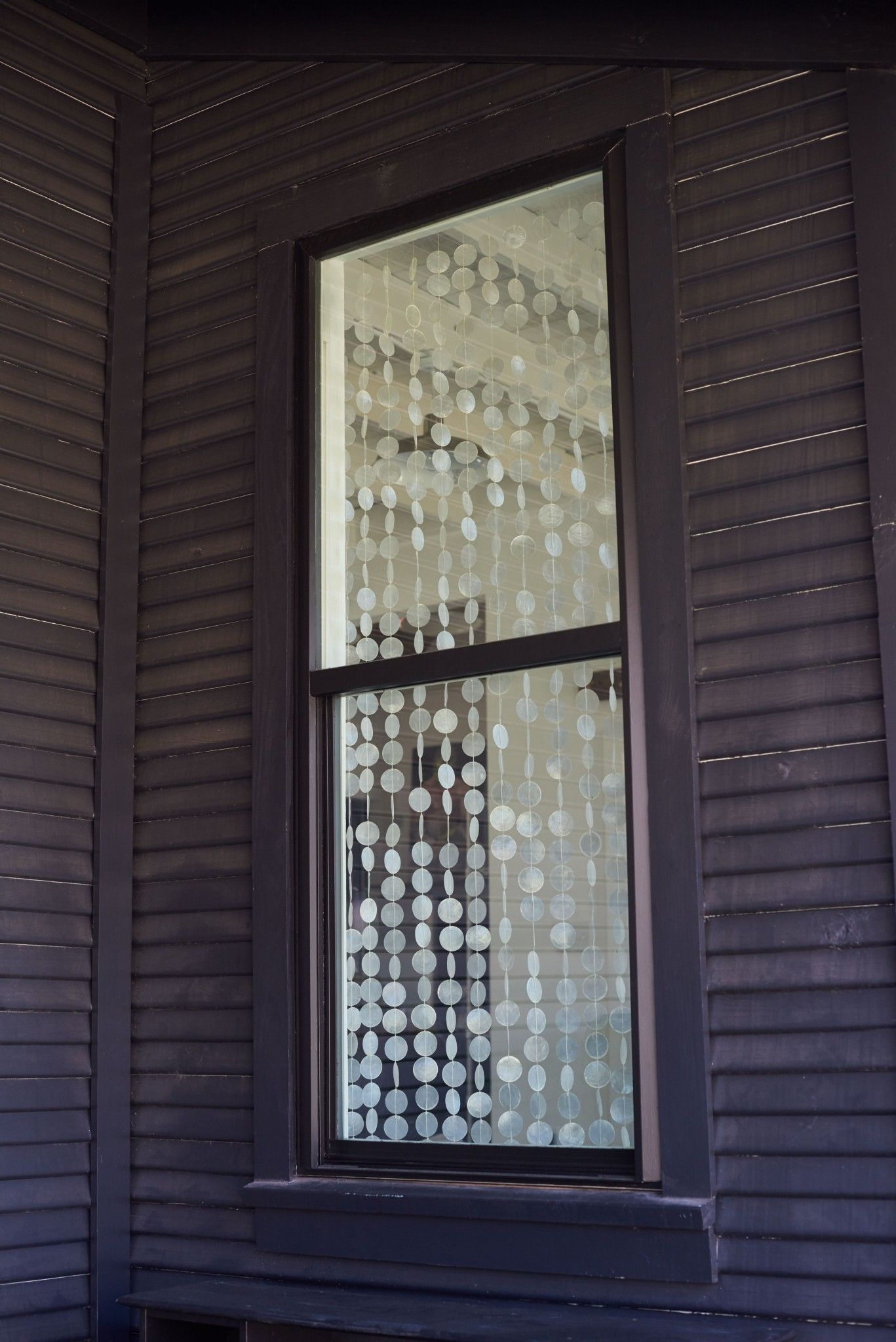White Capiz Shell Door Curtain Door Curtains Capiz Curtains