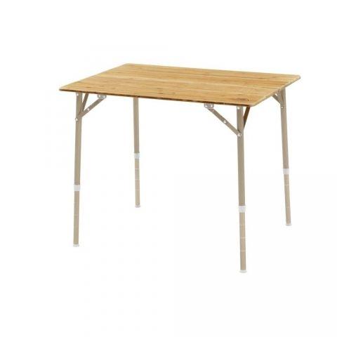 Robens Wayfarer L Campingtisch Table Bamboo Table Camping Table