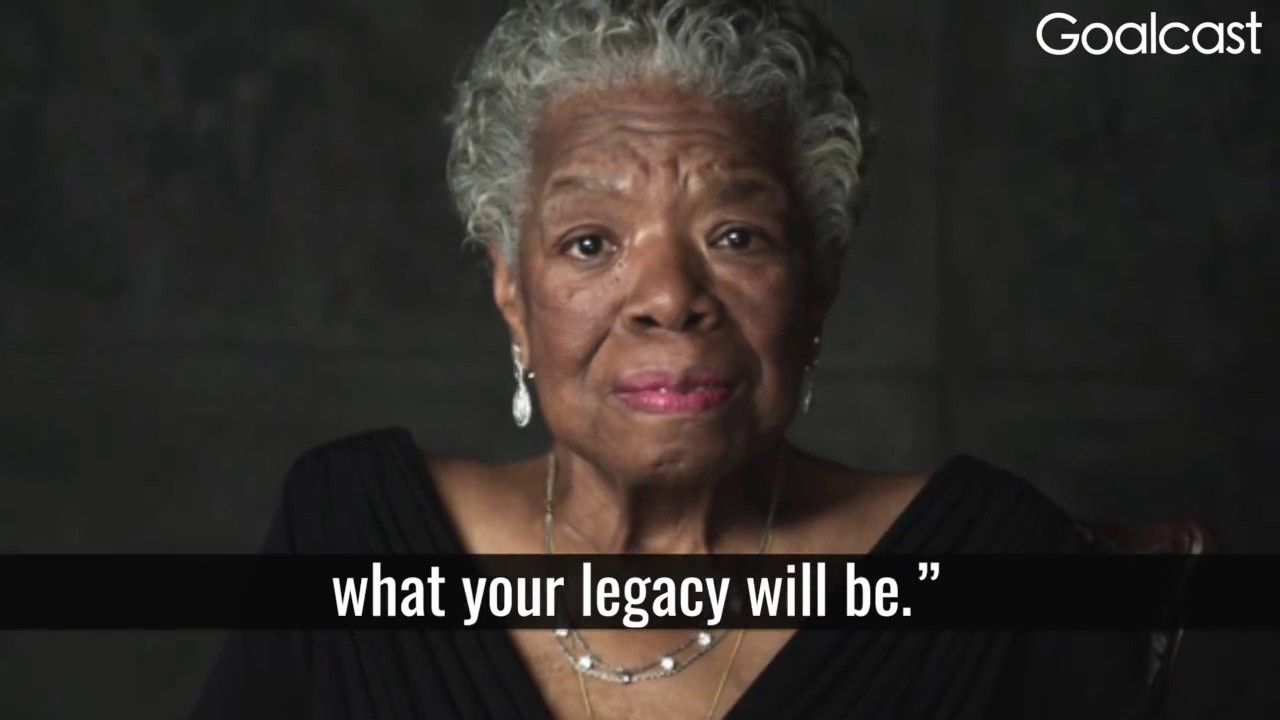 32978210 Your legacy is every life you've touched.