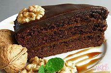 Торт «Прага» | Готовить может каждый