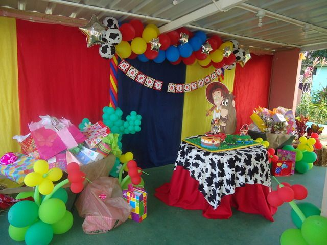 Jesse Toy Story Birthday Party Ideas Cowgirl Birthday Toy And