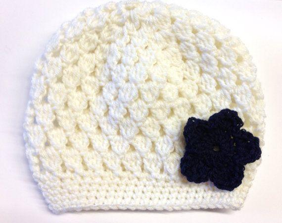 Cappello Di Lana Bimba 2 3 Anni Realizzato Ad Uncinetto