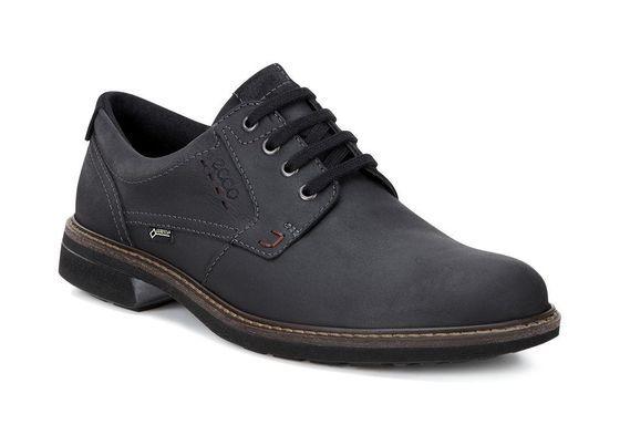 cda2fc2bfe ECCO Turn GTX Plain Toe Tie | Men's Formal Shoes | ECCO® Shoes ...