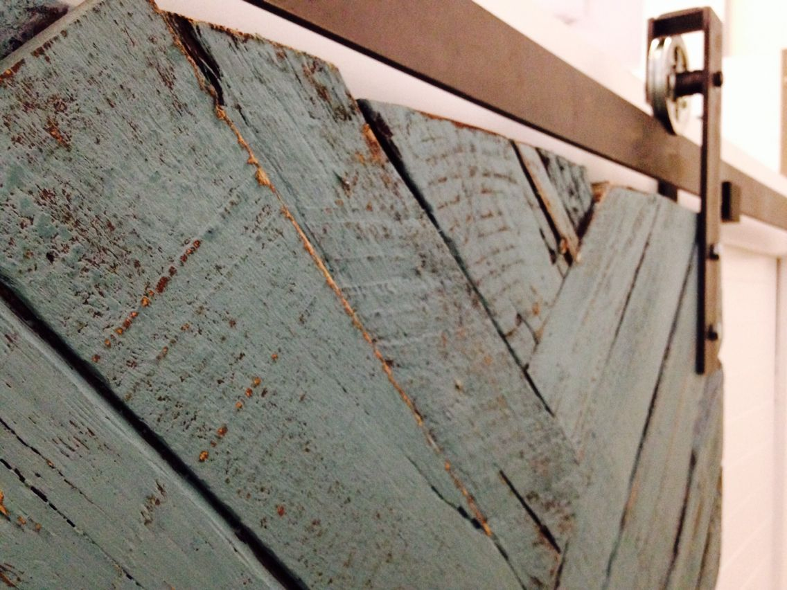 Truly reclaimed chevron door by GOATGEAR. Handmade in Vernon BC. & Truly reclaimed chevron door by GOATGEAR. Handmade in Vernon BC ... pezcame.com