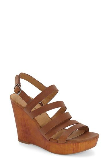 db8fd1d54 Lucky Brand 'Larinaa' Wedge Sandal (Women) available at #Nordstrom ...