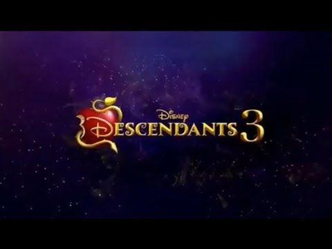 Descendants 3 Is Confirmed Youtube Disney Descendantsdisney