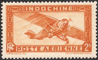 """1933-41 Scott C15 2pi yellow orange """"Airplane"""""""