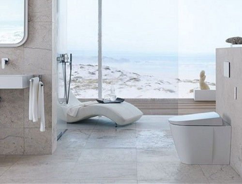 #GEBERIT #AquaClean Sela #Vaso e #bidet combinato. www.therapy4home.com