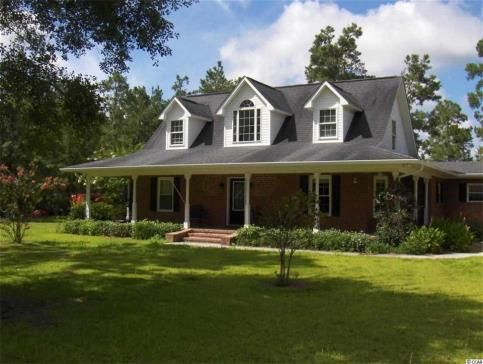 Southern living model home myrtle beach