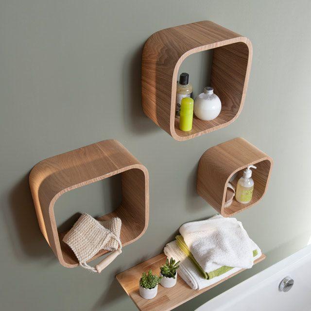 3 cubes gigognes form arizona id es pour la maison pinterest deco salle de bain salle de - Etagere salle de bain castorama ...