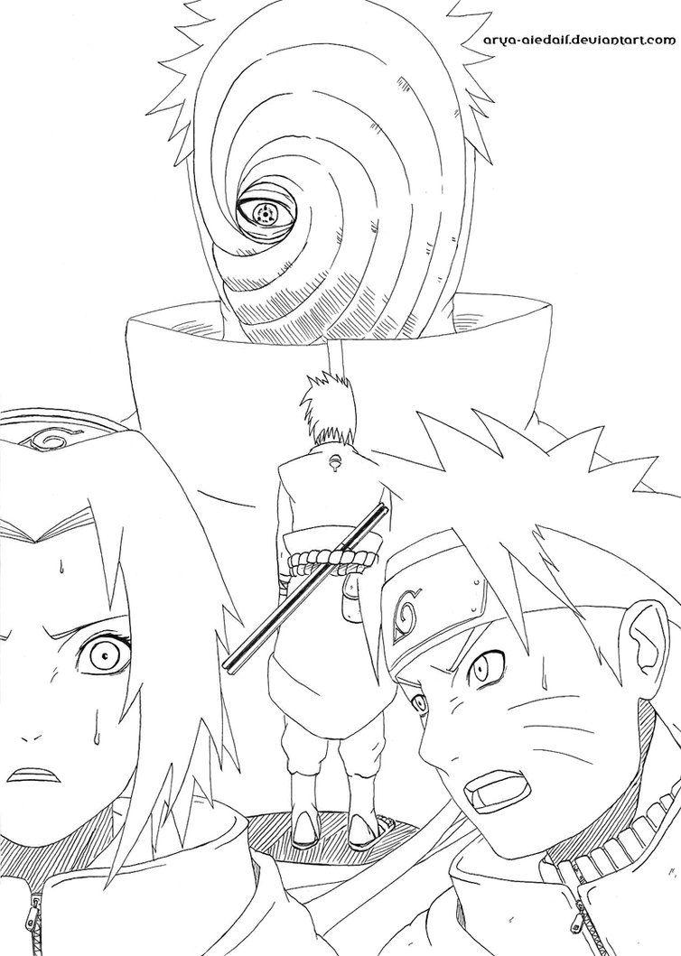 Pin by yuto on naruto Naruto nine tails, Naruto and
