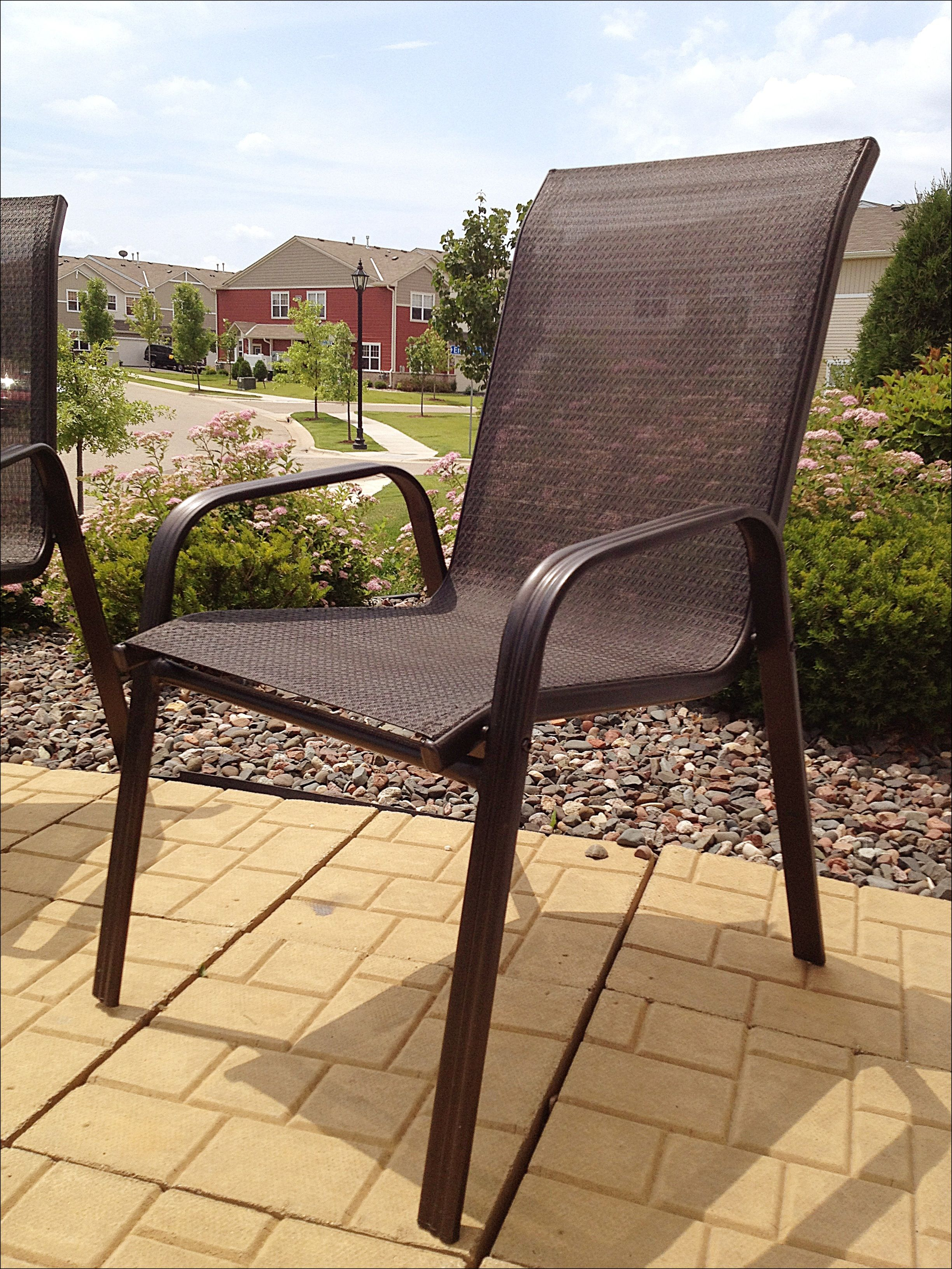 spray paint patio furniture rust oleum