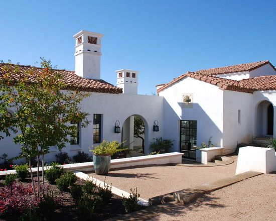 30 Modern Spanish Homes For Your Inspiration Spanish Style Homes Spanish Style Spanish House