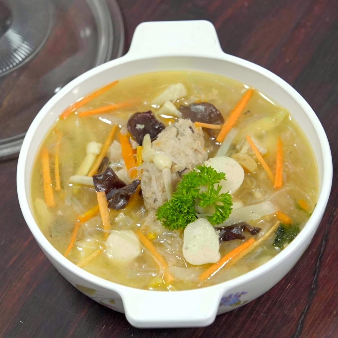 Video Sop Kimlo Resep Masakan Masakan Simpel Ide Makanan