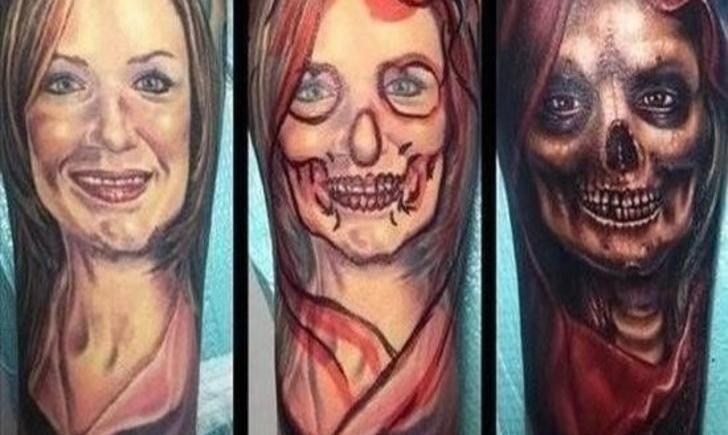 Insane cover up tattoos girlfriend tattoos