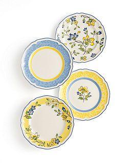 "Villeroy & Boch ""Toscana"" Dinnerware Collection - Casual Dinnerware - Dining & Entertaining - Macy's"