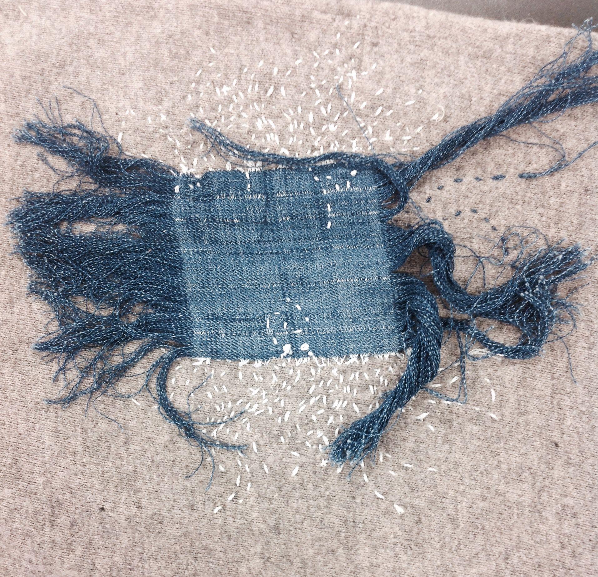 Sally Stewart, 2016, Textile Practice, University of Huddersfield