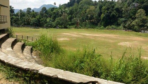 ZAHIRA COLLEGE Gampola Play Ground.