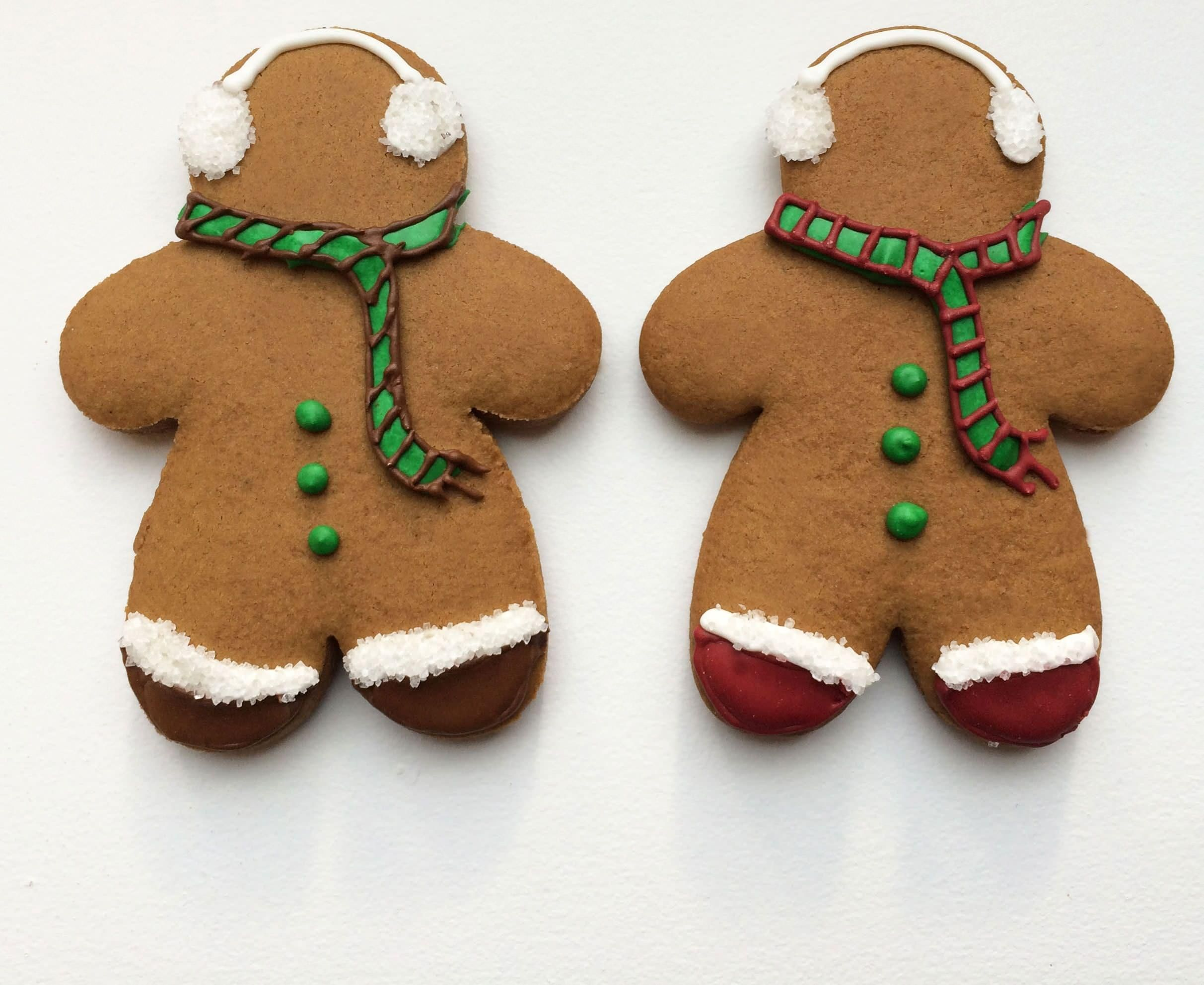 The Perfect Gingerbread Cookie Recipe From Bouchon Bakery Holiday
