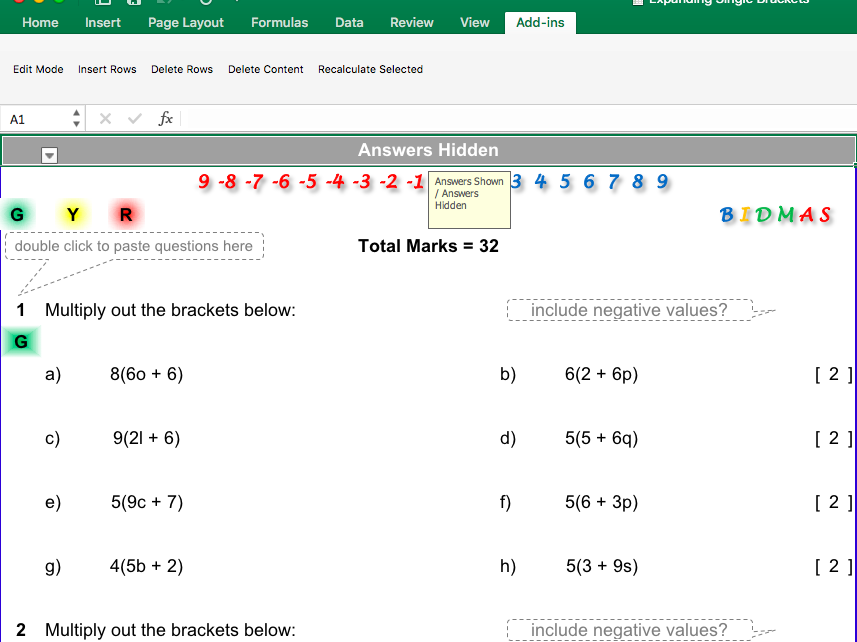 Pin on Mathematics Test Maker