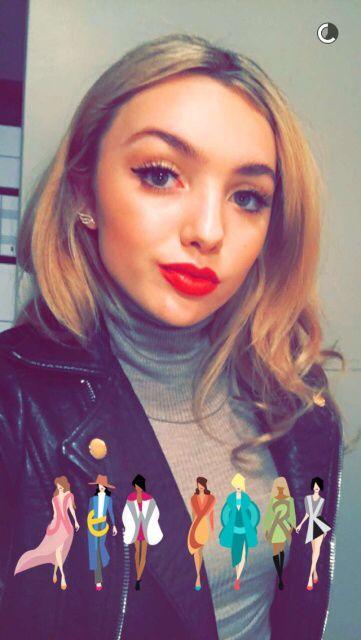 Snapchat peyton list Zion Williamson
