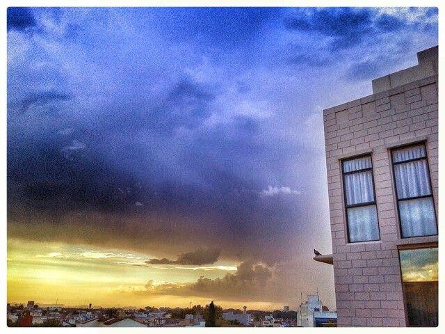 Esta mañanas (4-4-2015 en Ramos Mejia)