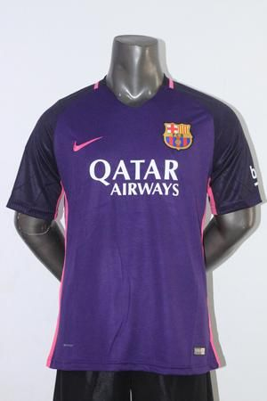 ba3b3b57b Jersey Barcelona Away 2017 Nike