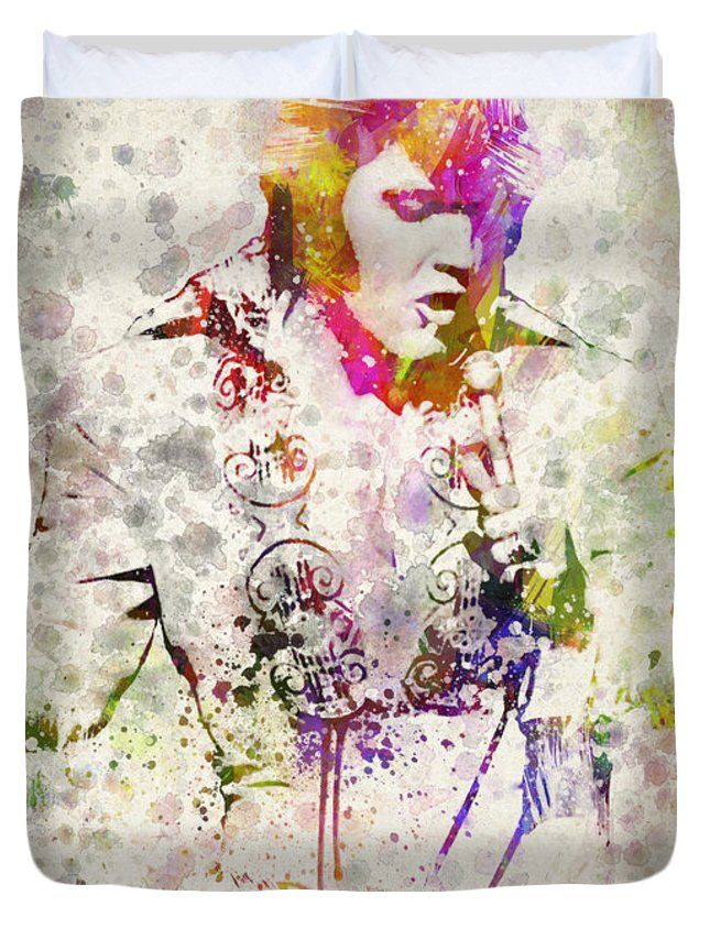 Elvis Presley Duvet Covers  http://fineartamerica.com/art/all/elvis/duvet+covers