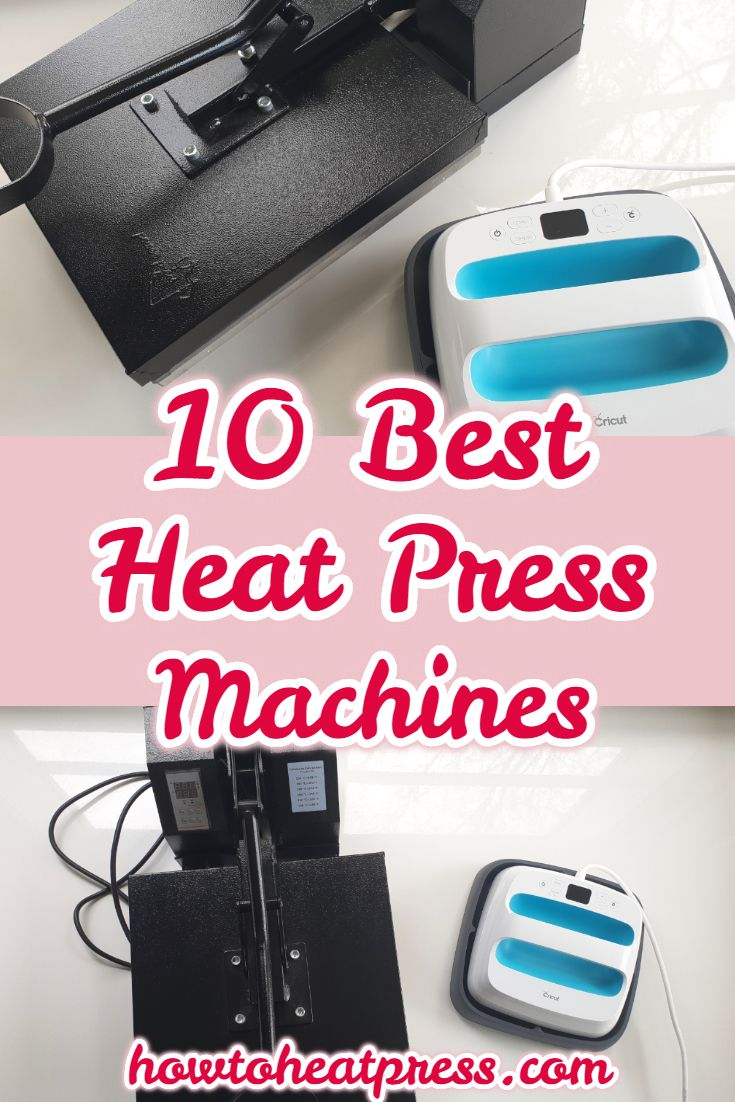 10 best heat press machines review 2020