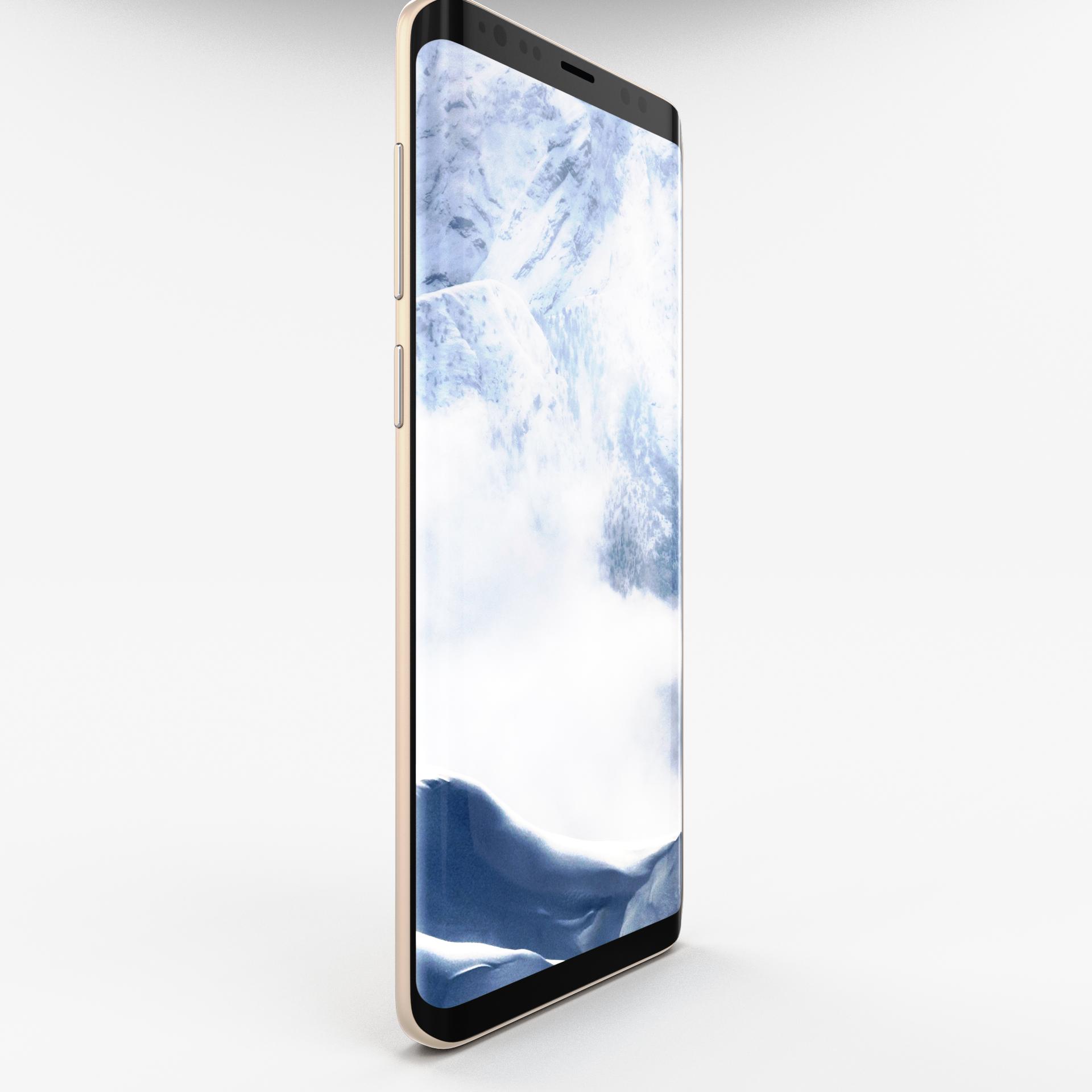 Samsung Galaxy S8 Maple Gold Samsung Galaxy Galaxy Galaxy S8