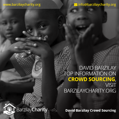 David Barzilai Discussion On Crowd Sourcing Philanthropy
