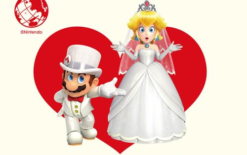 Michellechang Super Mario Odyssey Artwork Of Mario And