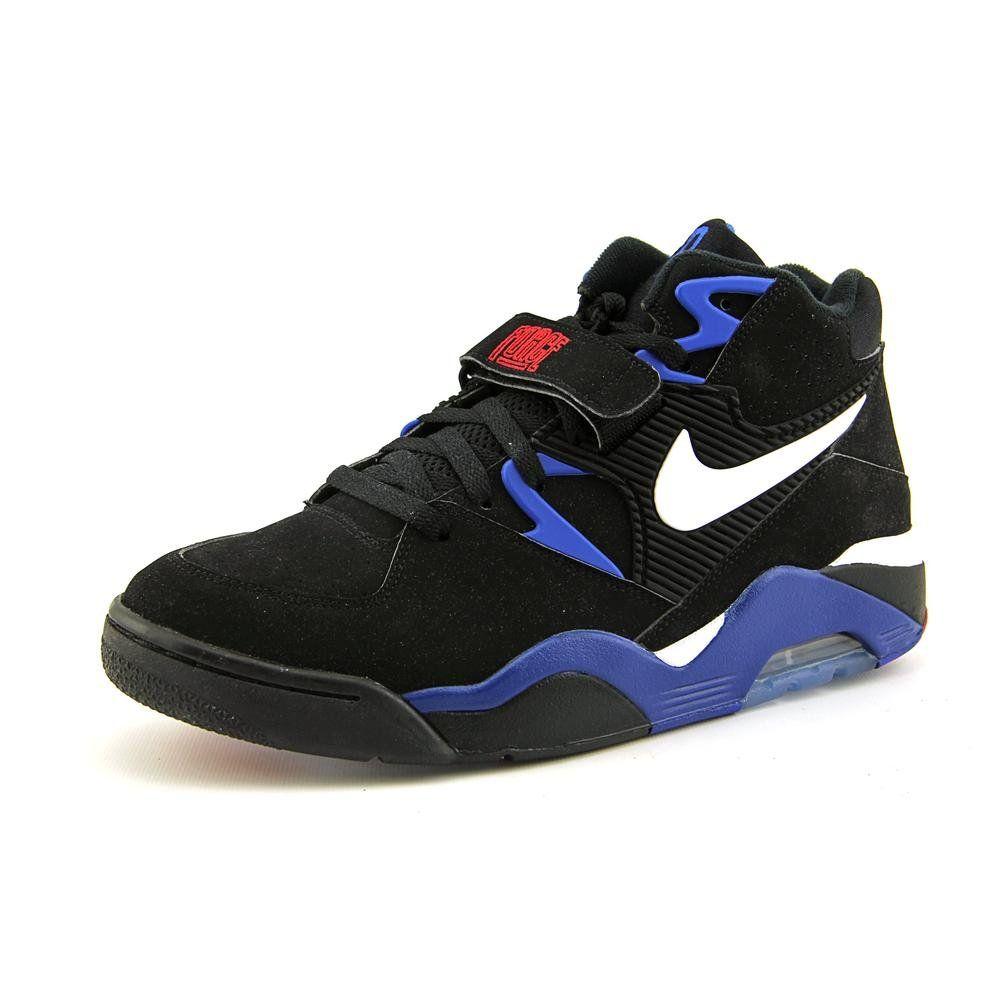 huge selection of d5ef4 9ab2a Black · Nike Air Force 180 Men ...