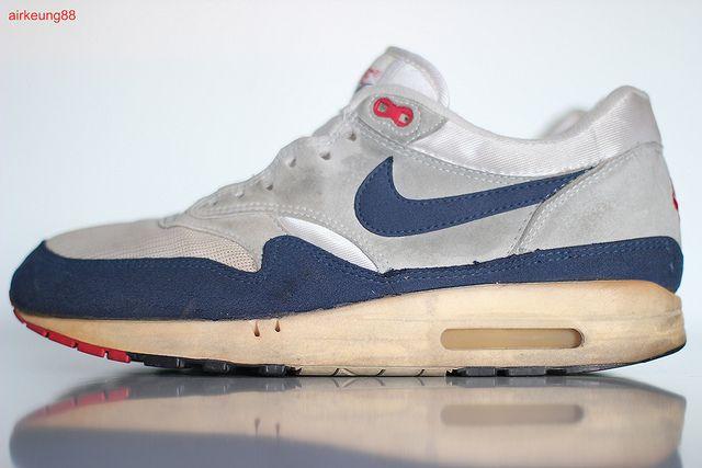 1988 Nike air max 1 Original | Air max sneakers, Nike air max ...