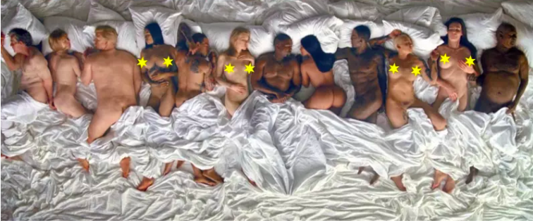 Taylor Swift And Kanye West Video Clip - Taylor Swift Album
