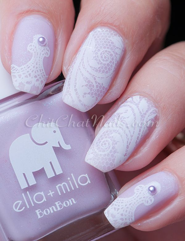 Nail art UberChic Beauty- Love and Marriage 01 REVIEW ...