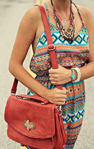 Pop! of Style: Boho Chic