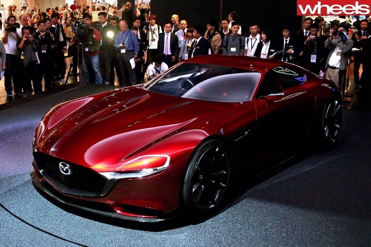 Car Concept 2018 Driving Impressions Mazda, Sports car, Car