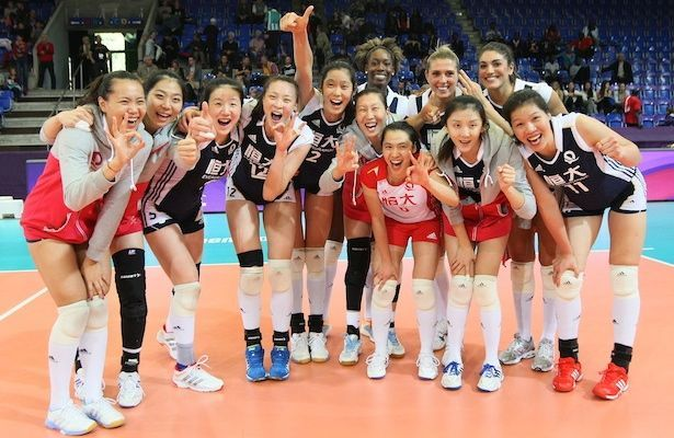 Pin On Sport Asia Volleyball