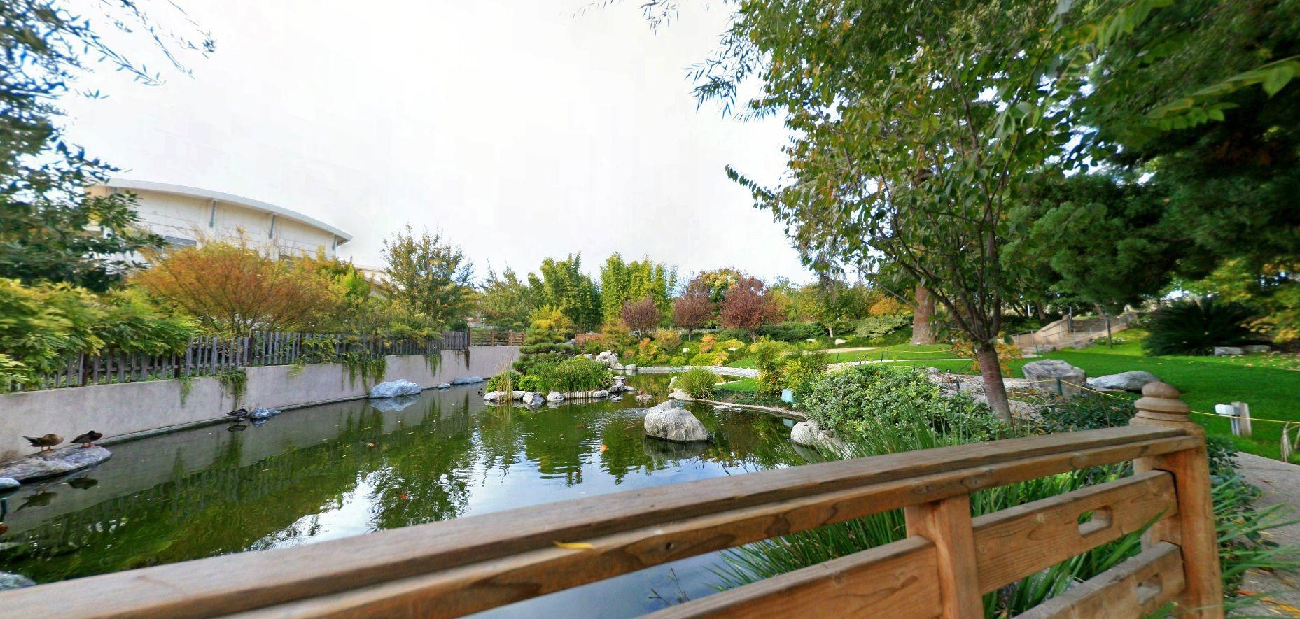 George and Sakaye Aratani Japanese Garden at #CalPolyPomona. | Los ...