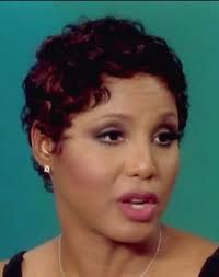 Toni Braxton Short Hair Google Search Do It Yourself Pinterest