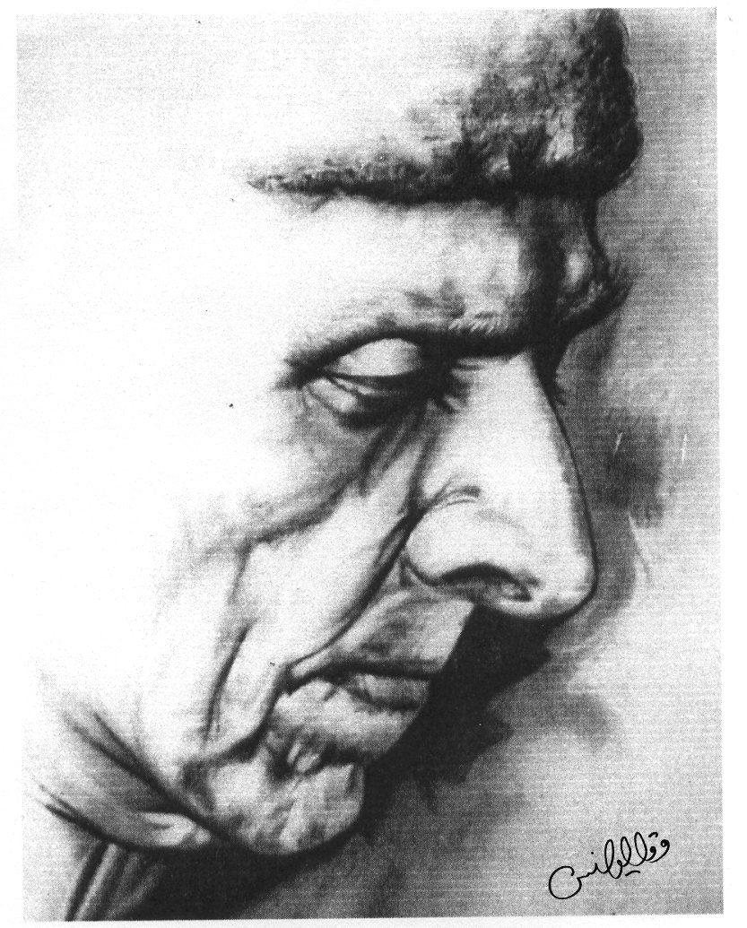 Quaid e azam by vix da jigz kka art sketches portrait