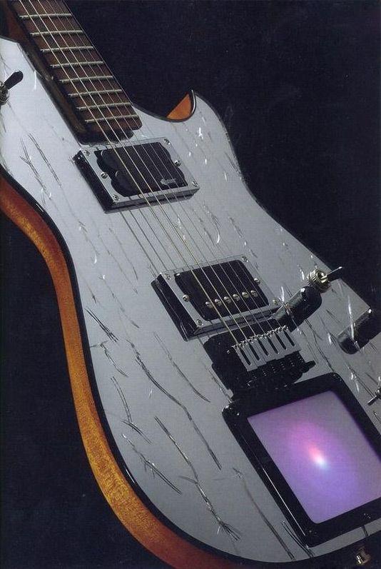 guitare electrique de muse
