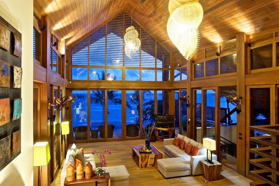 Baan Hinta in Koh samui, Thailand | courtesy of Luxury Villas & Homes